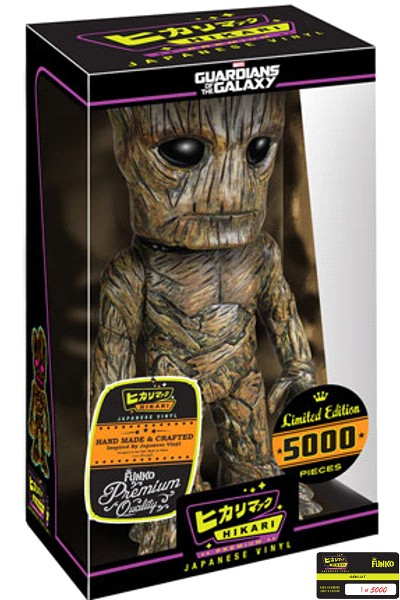 Funko Marvel Guardians of the Galaxy Groot Premium Hikari Figure